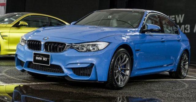 2016 BMW 3-Series Sedan M3  第1張相片