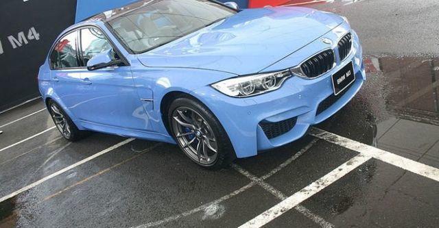 2016 BMW 3-Series Sedan M3  第5張相片