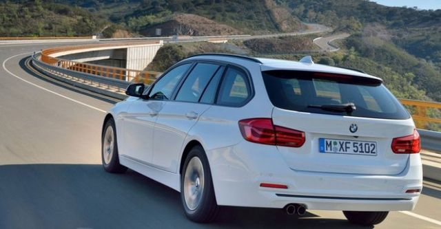 2016 BMW 3-Series Touring 320i  第4張相片