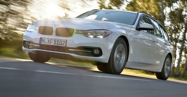 2016 BMW 3-Series Touring 320i  第5張相片