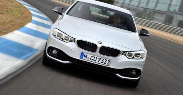2016 BMW 4-Series 435i Sport Line  第2張相片