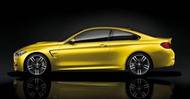 2016 BMW 4-Series M4手排版  第5張相片