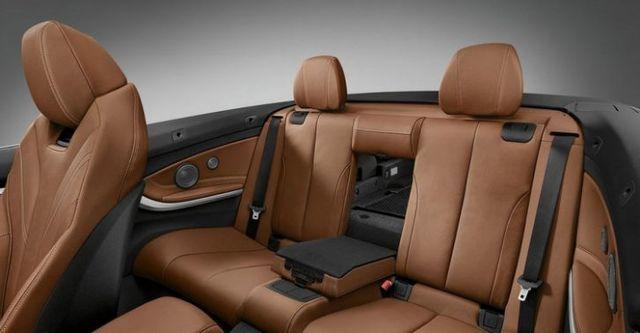 2016 BMW 4-Series Convertible 435i Sport Line  第10張相片