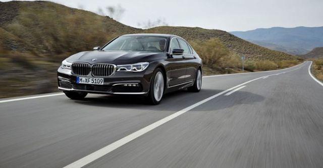 2016 BMW 7-Series 740Li  第4張相片