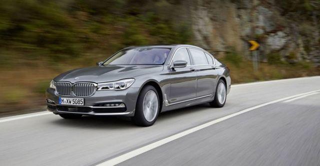 2016 BMW 7-Series 740Li Luxury  第1張相片