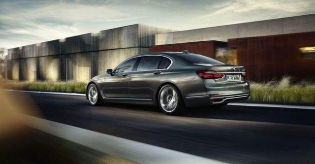 2016 BMW 7-Series 740Li Luxury  第2張相片
