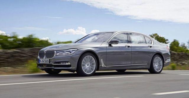 2016 BMW 7-Series 740Li Luxury  第3張相片
