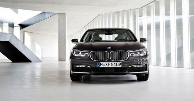 2016 BMW 7-Series 740Li Luxury  第4張相片
