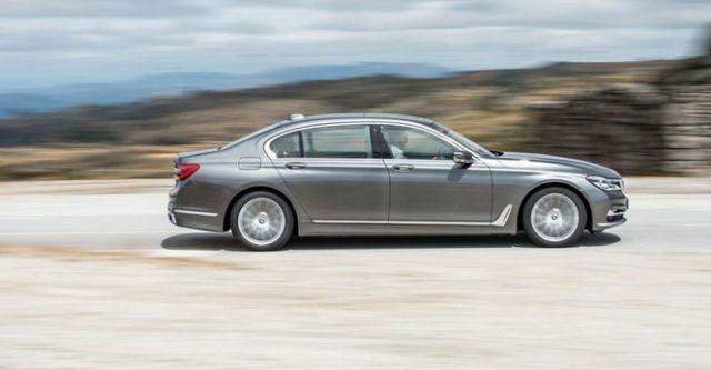 2016 BMW 7-Series 740Li Luxury  第5張相片