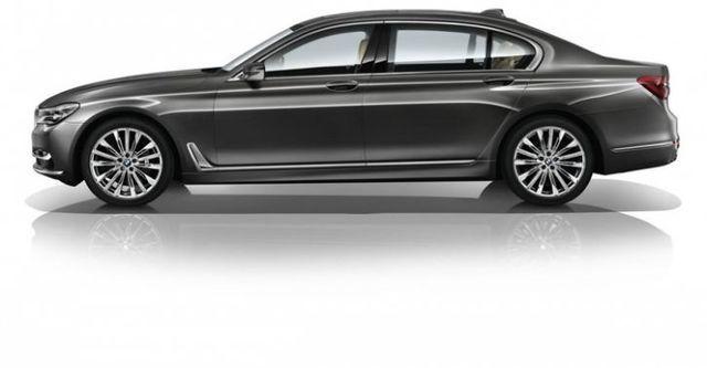 2016 BMW 7-Series 750Li Luxury  第4張相片