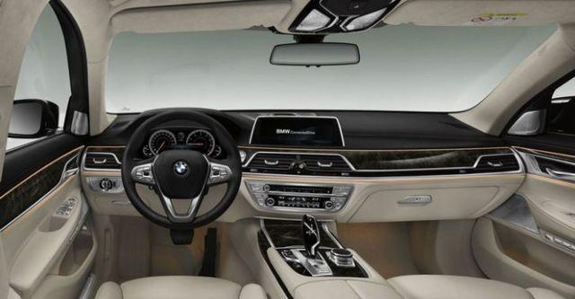 2016 BMW 7-Series 750Li Luxury  第8張相片