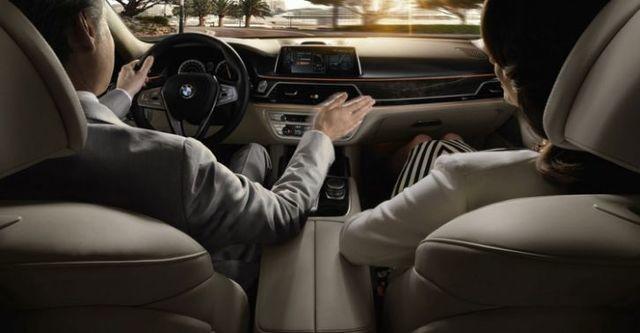 2016 BMW 7-Series 750Li Luxury  第9張相片