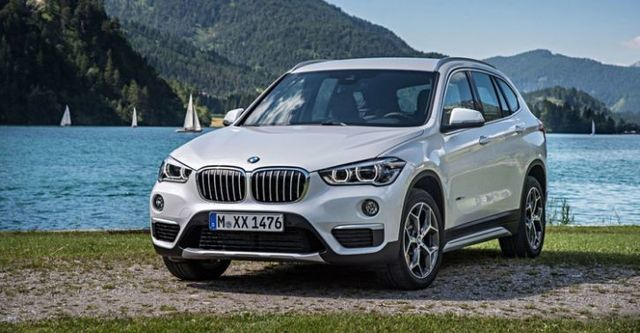 2016 BMW X1 sDrive18i  第1張相片