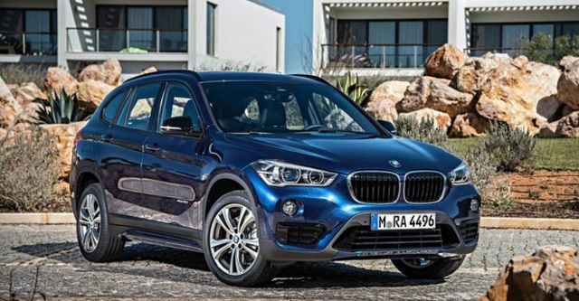 2016 BMW X1 sDrive18i  第5張相片