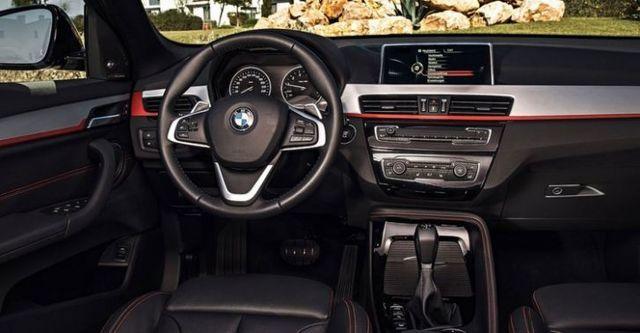 2016 BMW X1 sDrive18i  第8張相片