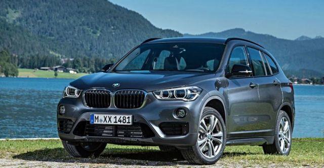 2016 BMW X1 sDrive20i  第1張相片