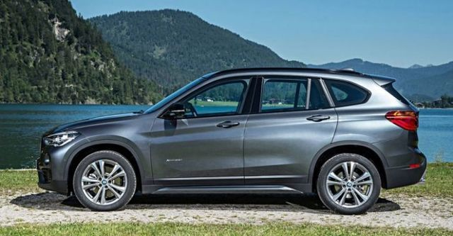 2016 BMW X1 sDrive20i  第2張相片