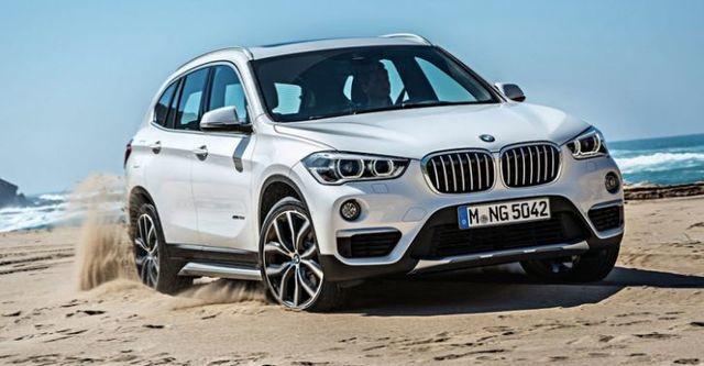2016 BMW X1 sDrive20i  第5張相片
