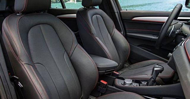 2016 BMW X1 xDrive25d Sport Line  第8張相片