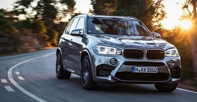 2016 BMW X5 M  第1張相片