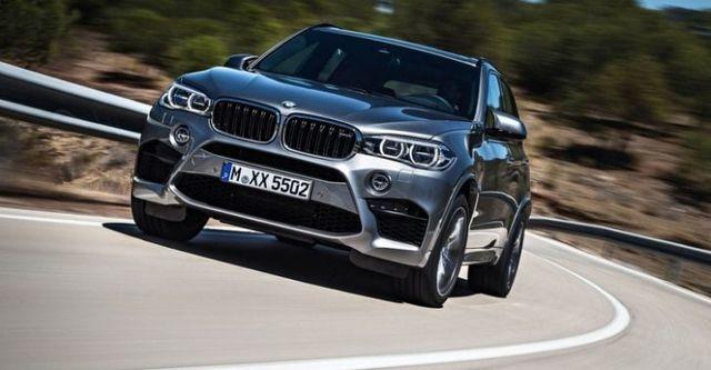 2016 BMW X5 M  第6張相片