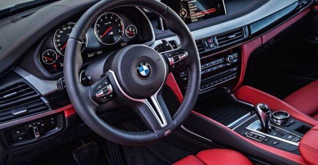 2016 BMW X5 M  第7張相片