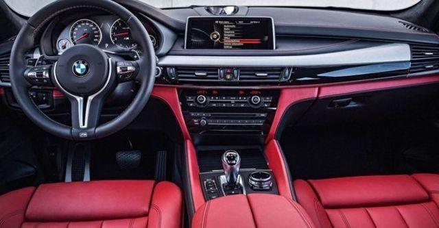 2016 BMW X5 M  第8張相片