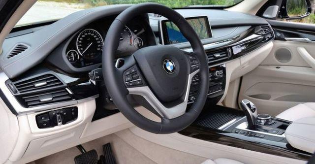 2016 BMW X5 xDrive50i  第8張相片