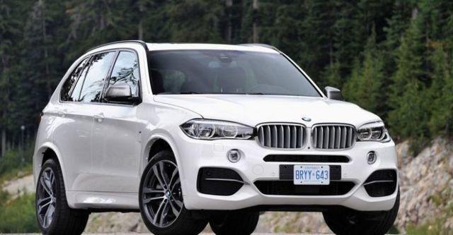 2016 BMW X5 xDriveM50d  第4張相片