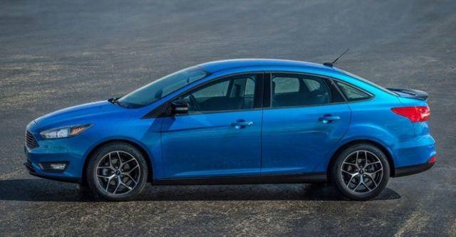 2016 Ford Focus 4D 1.0 EcoBoost汽油時尚經典型  第3張相片