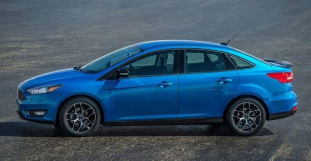 2016 Ford Focus 4D 1.6汽油時尚型  第2張相片