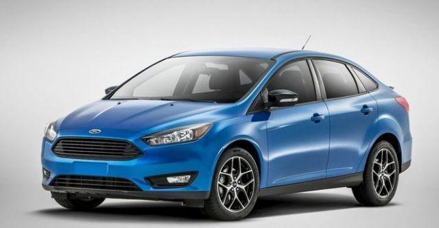 2016 Ford Focus 4D 1.6汽油時尚型  第3張相片