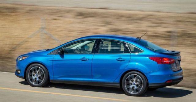 2016 Ford Focus 4D 1.6汽油時尚型  第5張相片