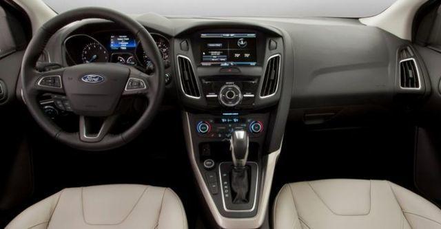 2016 Ford Focus 4D 1.6汽油時尚型  第8張相片
