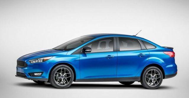 2016 Ford Focus 4D 1.6汽油舒適型  第1張相片