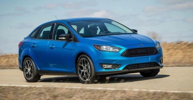 2016 Ford Focus 4D 1.6汽油舒適型  第2張相片