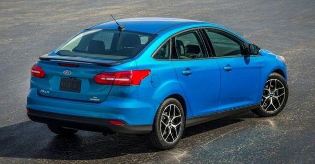 2016 Ford Focus 4D 1.6汽油舒適型  第4張相片
