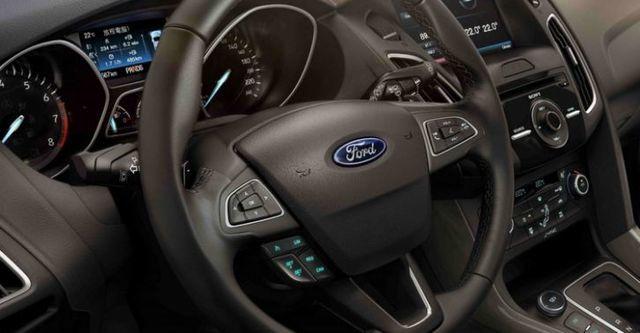 2016 Ford Focus 4D 1.6汽油舒適型  第8張相片