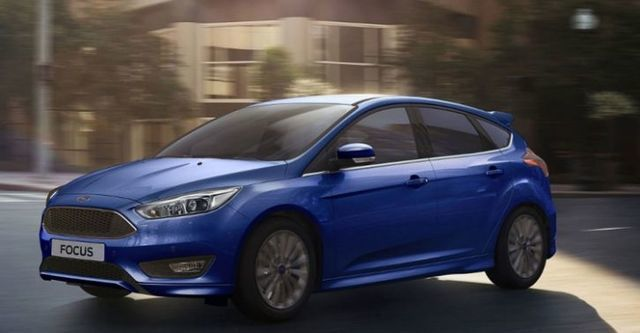 2016 Ford Focus 5D 1.5 EcoBoost汽油時尚型  第1張相片