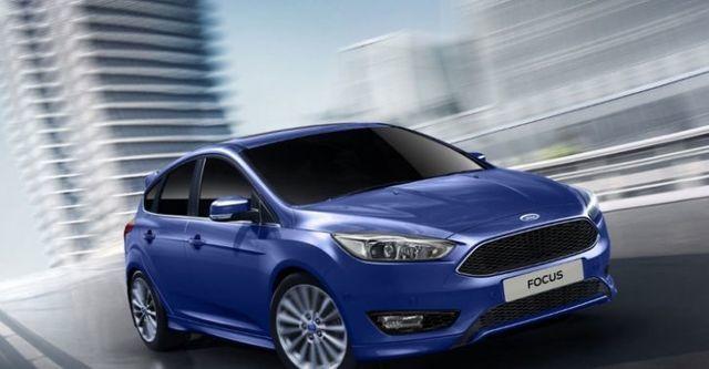 2016 Ford Focus 5D 1.5 EcoBoost汽油時尚型  第3張相片