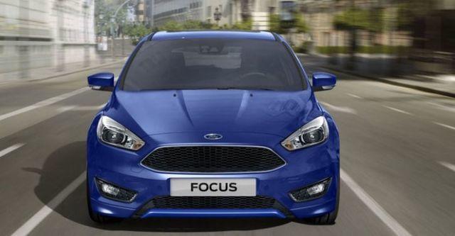 2016 Ford Focus 5D 1.5 EcoBoost汽油時尚型  第5張相片