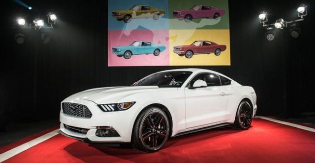 2016 Ford Mustang 2.3 EcoBoost  第4張相片