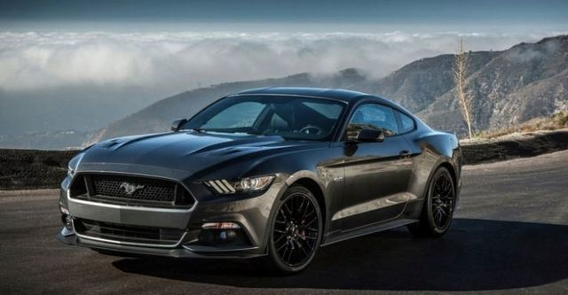 2016 Ford Mustang 5.0 GT  第1張相片
