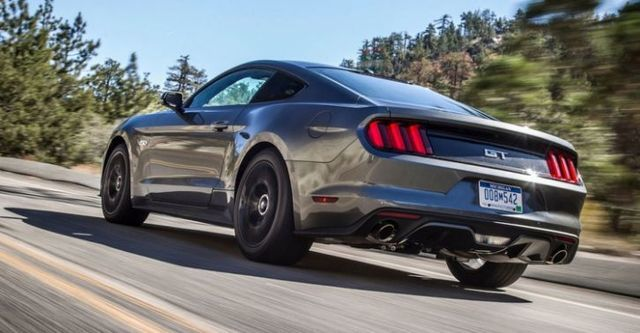 2016 Ford Mustang 5.0 GT  第2張相片