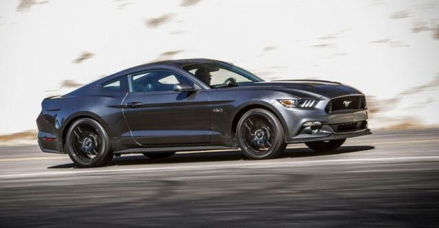 2016 Ford Mustang 5.0 GT  第3張相片