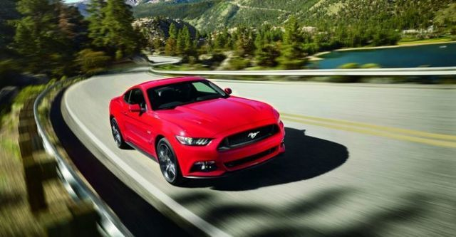 2016 Ford Mustang 5.0 GT  第6張相片