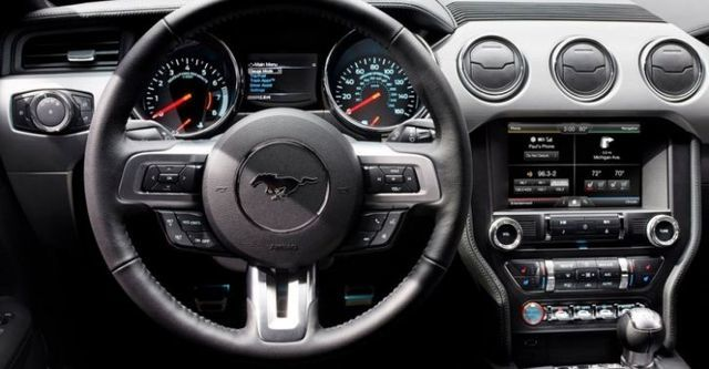 2016 Ford Mustang 5.0 GT  第9張相片