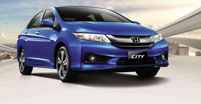 2016 Honda City 1.5 VTi  第1張相片