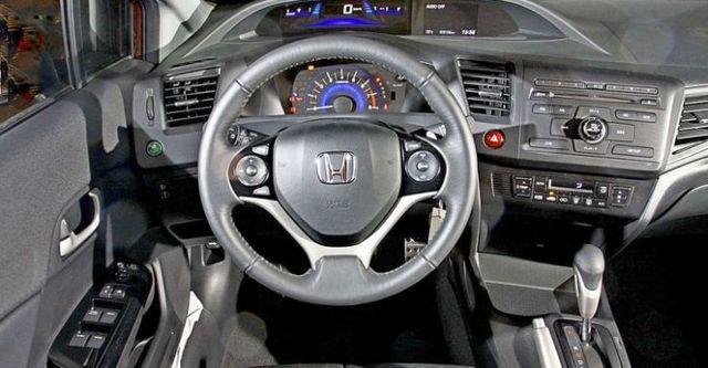 2016 Honda Civic 1.8 VTi  第7張相片