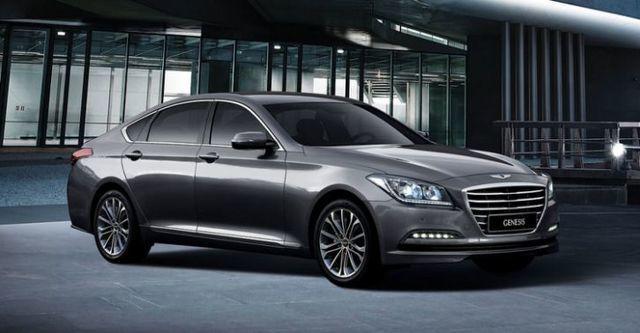 2016 Hyundai Genesis 3.8 V6  第1張相片